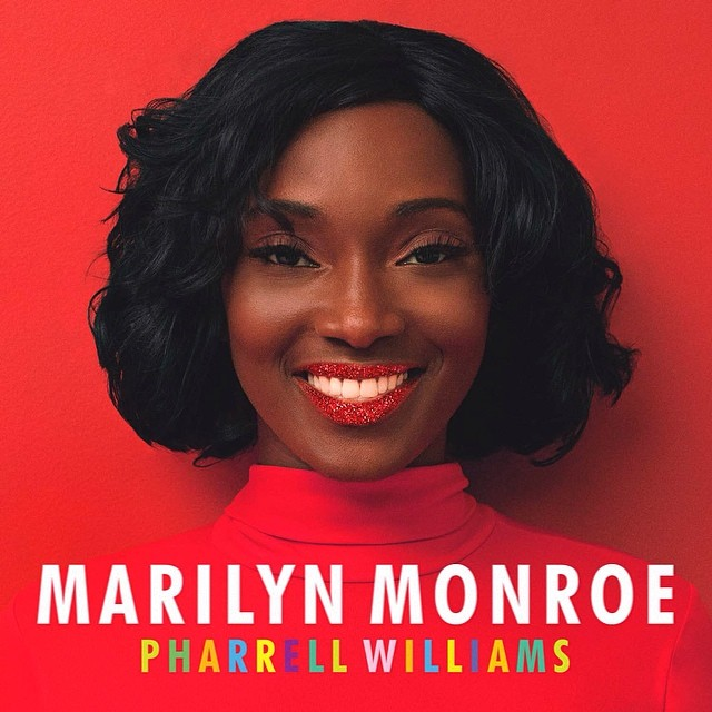 Pharrell-Marilyn-Monroe-Cover